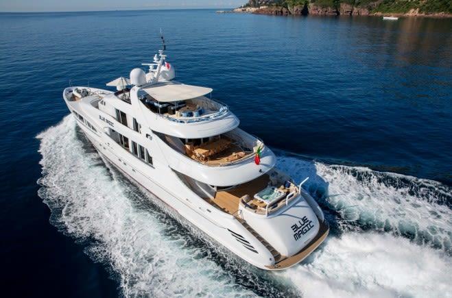 M/Y Blue Magic Yacht #2