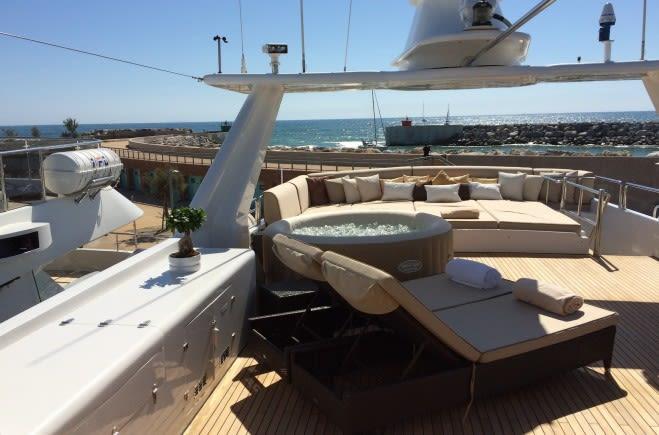 M/Y Superfun Yacht #5