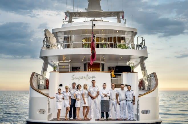 M/Y Superfun Yacht #21