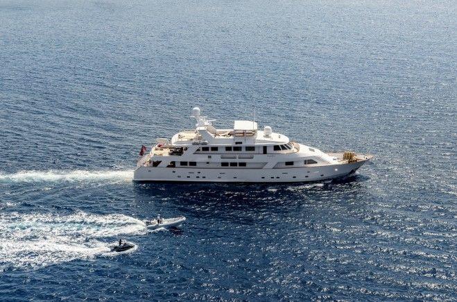 M/Y Superfun Yacht #1