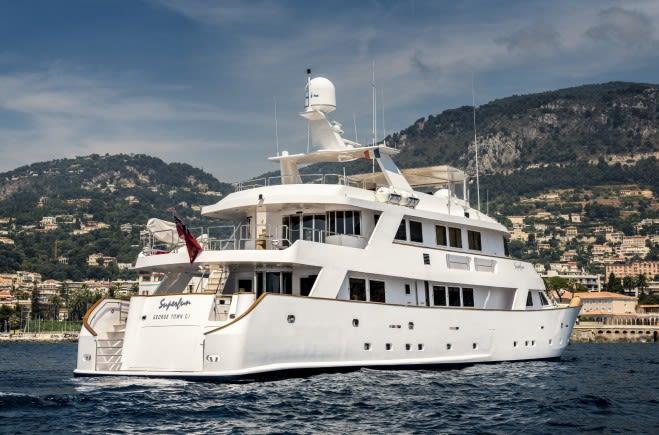 M/Y Superfun Yacht #3