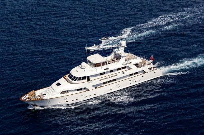 M/Y Superfun Yacht #4