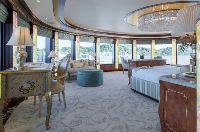 M/Y Solandge Yacht #7