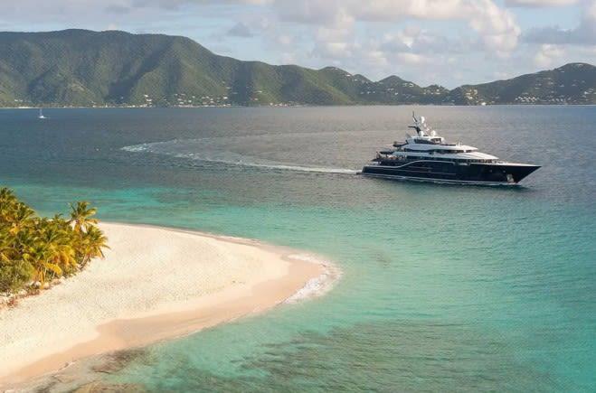 M/Y Solandge Yacht #16