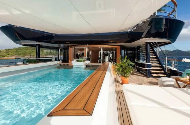M/Y Solandge Yacht #3