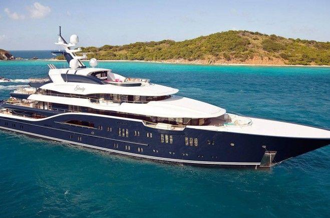 M/Y Solandge Yacht #1