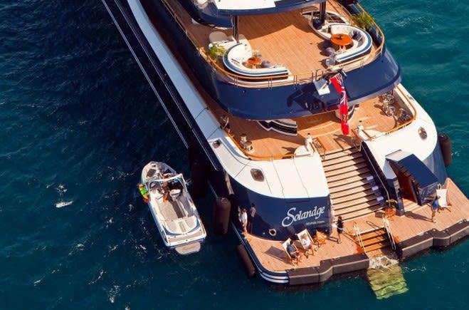 M/Y Solandge Yacht #2