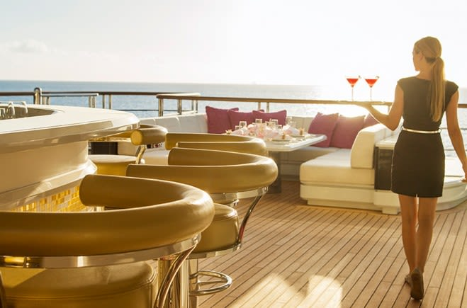 M/Y Solandge Yacht #14