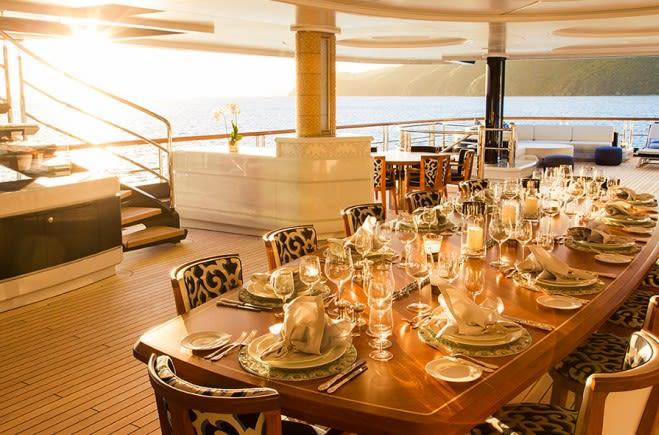 M/Y Solandge Yacht #15