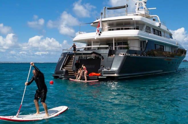M/Y Mariu Yacht #10