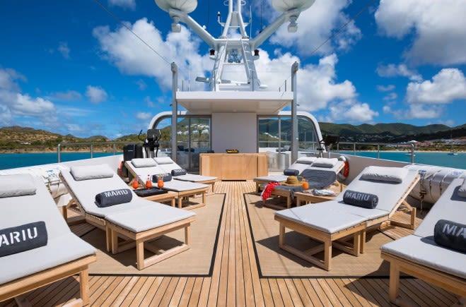 M/Y Mariu Yacht #12