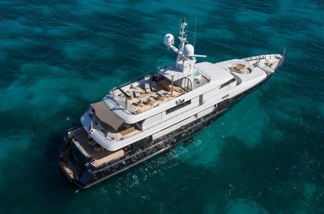 M/Y Mariu Yacht #5