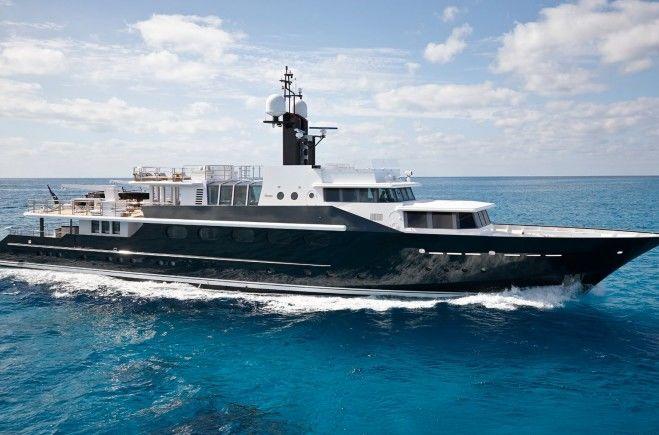 M/Y Highlander Yacht #1