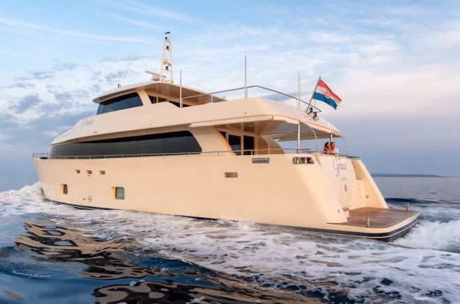 M/Y Grace Yacht #4