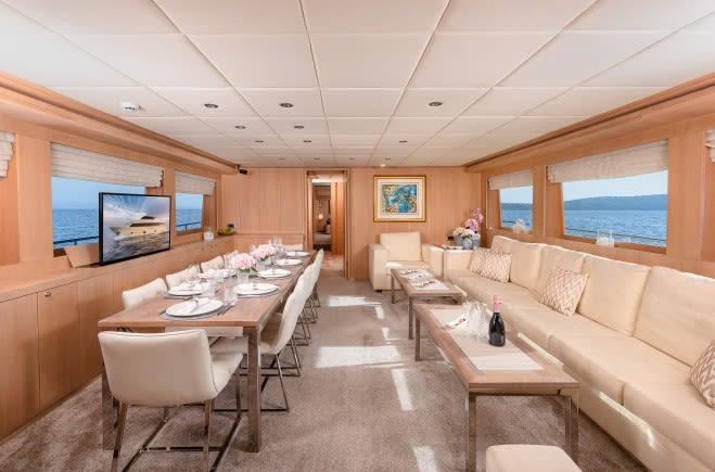 M/Y Grace Yacht #8