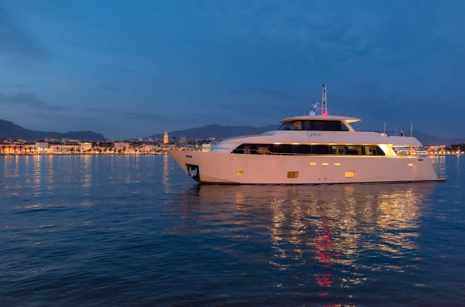 M/Y Grace Yacht #9
