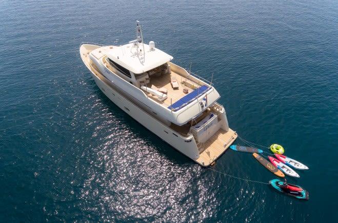 M/Y Grace Yacht #13