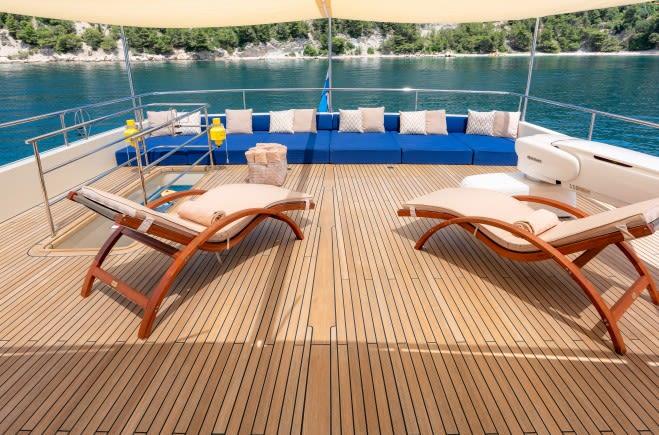 M/Y Grace Yacht #21