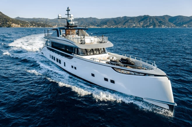 Spring Yacht Charter | Dynamiq Shipyard