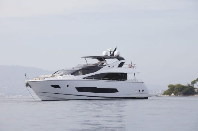 Dolce Vita Yacht Charter   Sunseeker