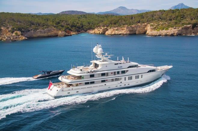 RoMa Yacht Charter | Viareggio Superyachts