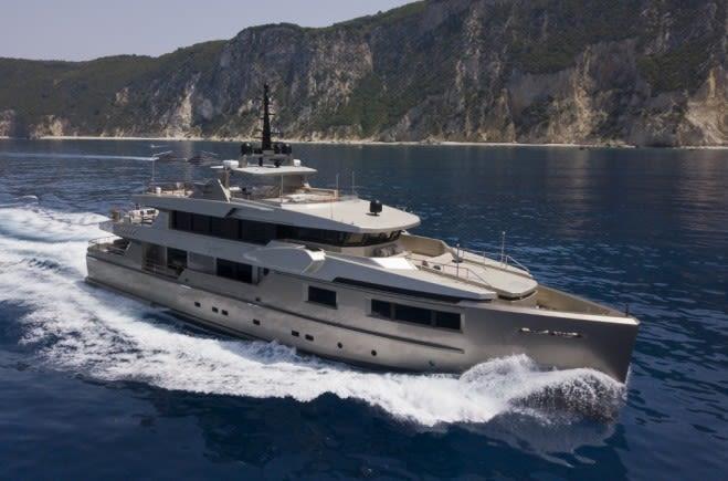 M/Y Giraud | Admiral Yachts