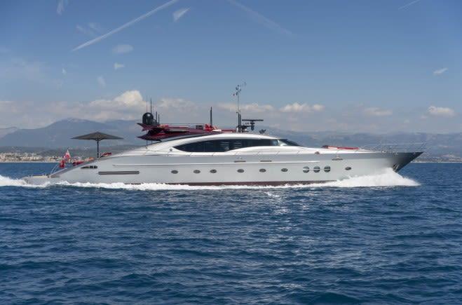 KJOS Yacht Charter | Palmer Johnson