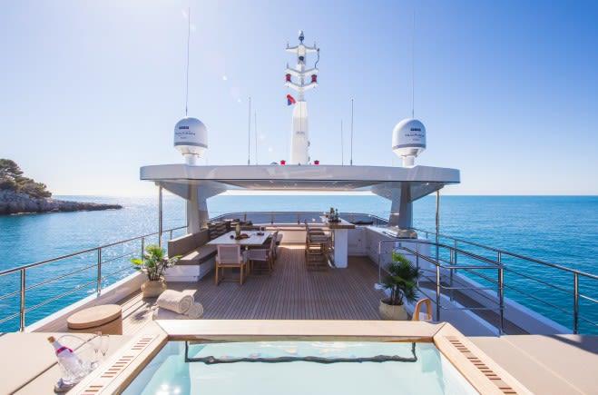 M/Y Mimi La Sardine Yacht #5