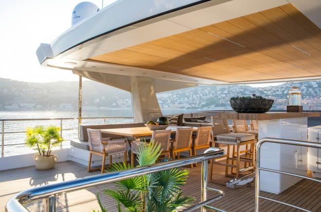M/Y Mimi La Sardine Yacht #10