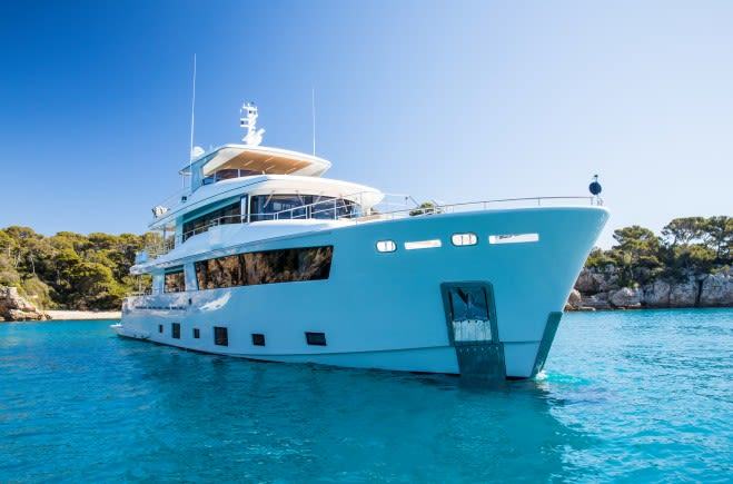 M/Y Mimi La Sardine Yacht #2
