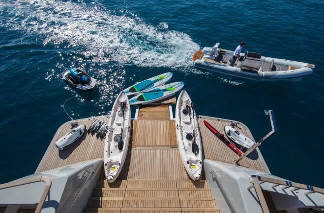 M/Y Mimi La Sardine Yacht #8
