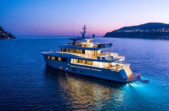 M/Y Mimi La Sardine Yacht #3