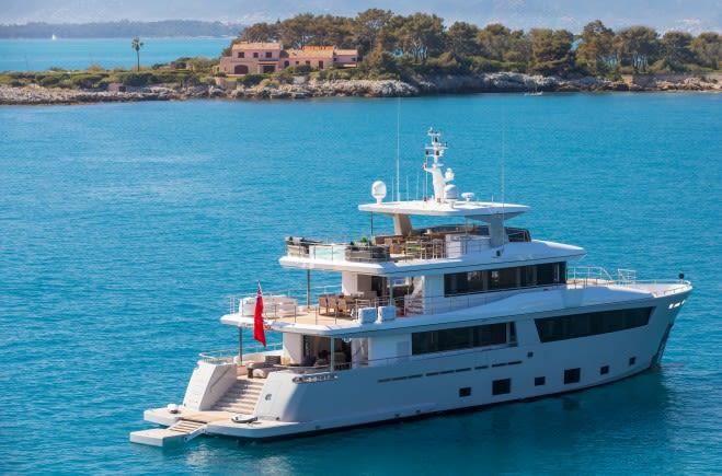 M/Y Mimi La Sardine Yacht #1