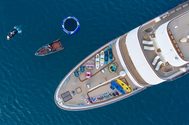 M/Y Sherakhan Yacht #2