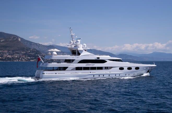 M/Y Eleni Yacht #1