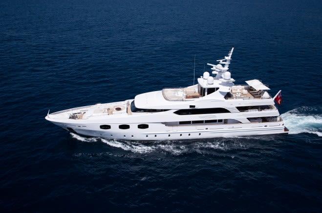 M/Y Eleni Yacht #3