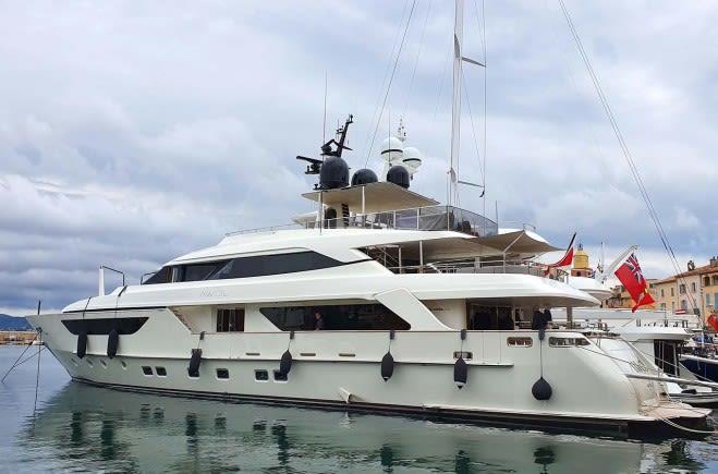 M/Y Awol Yacht #3