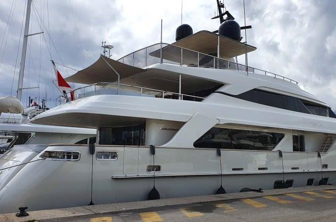 M/Y Awol Yacht #4