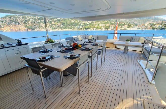 M/Y Awol Yacht #11