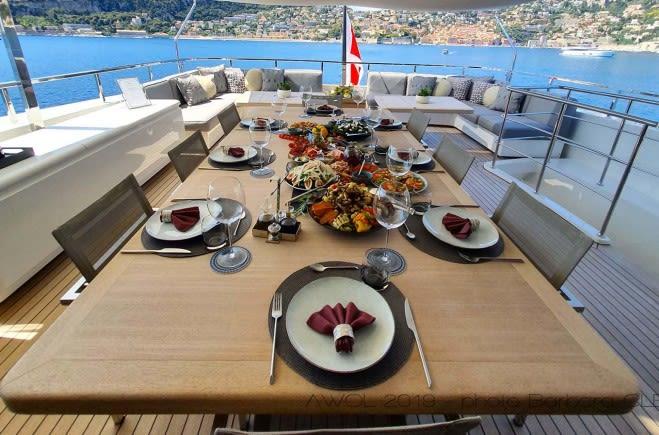 M/Y Awol Yacht #14