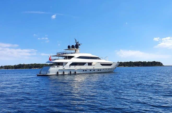 M/Y Awol Yacht #1