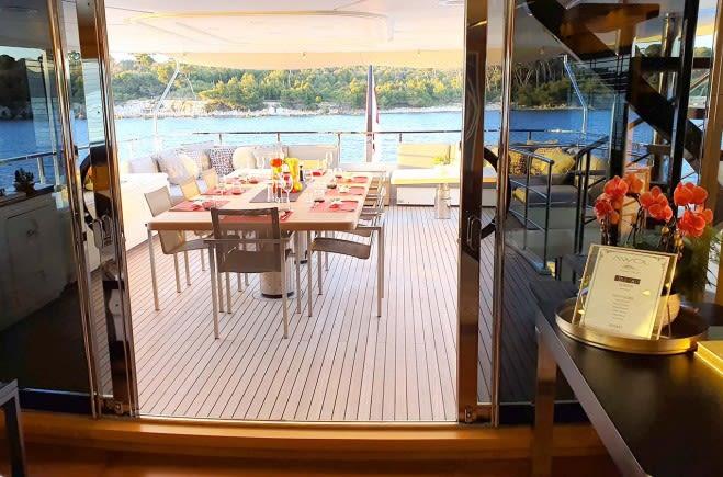 M/Y Awol Yacht #32