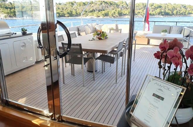 M/Y Awol Yacht #31