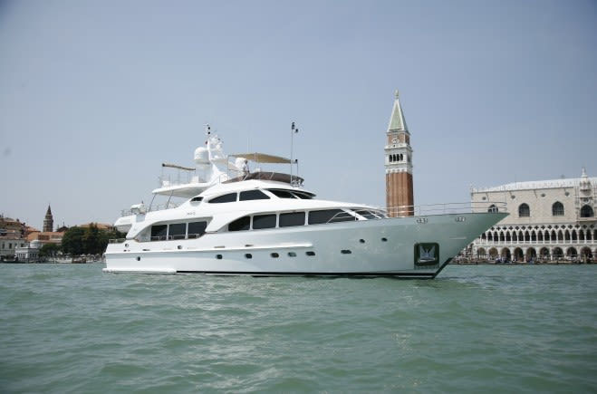 Quid Pro Quo Yacht Charter | Benetti