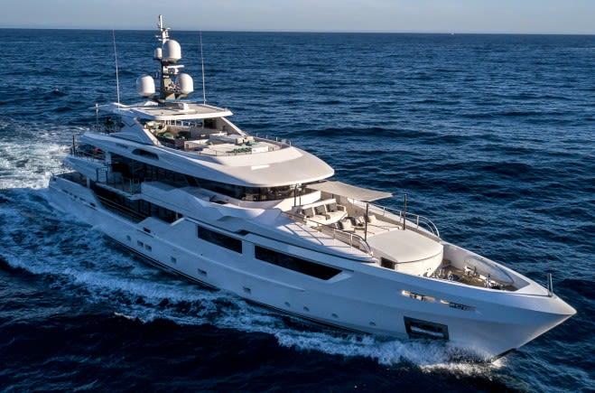 M/Y Petratara Yacht #3