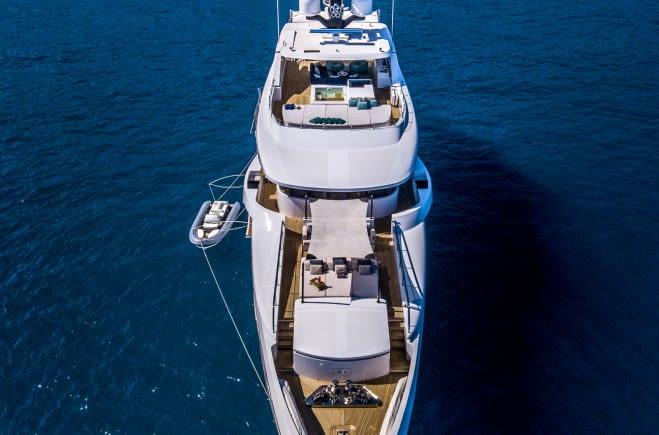 M/Y Petratara Yacht #4