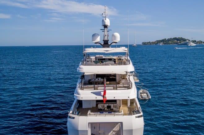 M/Y Petratara Yacht #5
