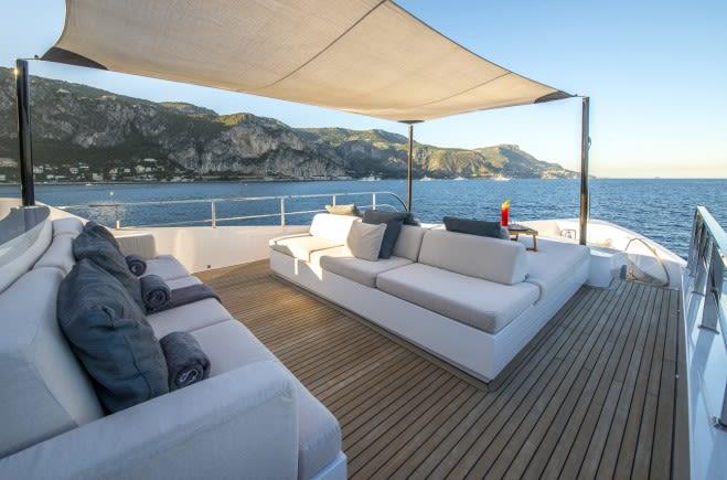 M/Y Petratara Yacht #7