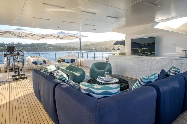 M/Y Petratara Yacht #12