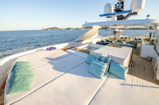 M/Y Petratara Yacht #13